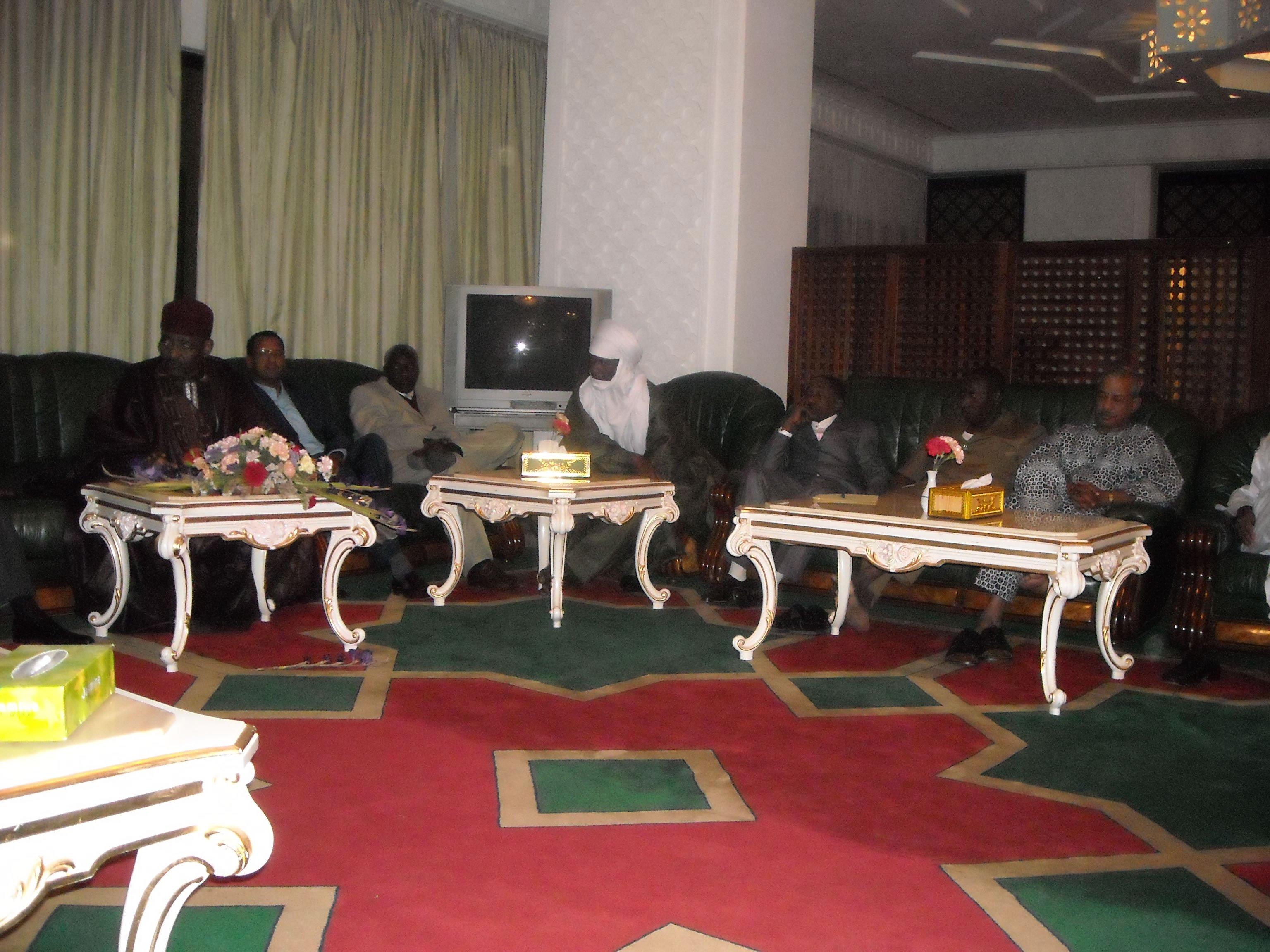 Delegation Niger